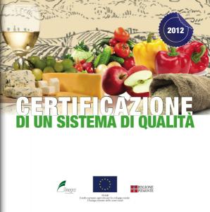 Certificazione di un sistema di qualità