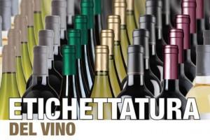 Etichettatura-vino